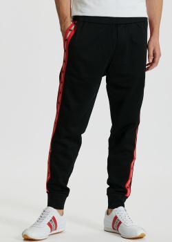 Спортивные штаны Dsquared2 с лампасами , фото