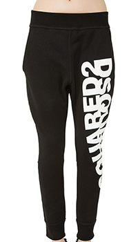 Спортивные брюки Dsquared2 с логотипом, фото