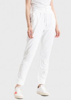 Спортивные брюки Liu Jo белого цвета, фото
