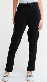 Спортивные брюки Liu Jo с декором-заклепками, фото
