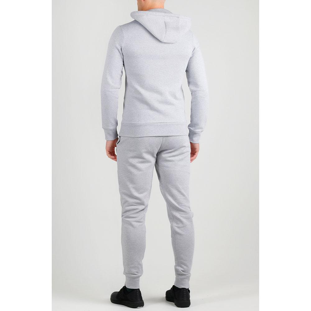 Серый спортивный костюм Trussardi Jeans с надписями