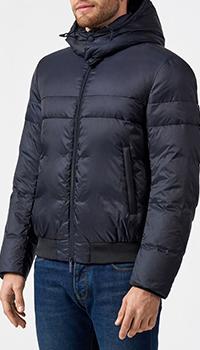 Бордовая куртка Emporio Armani, фото