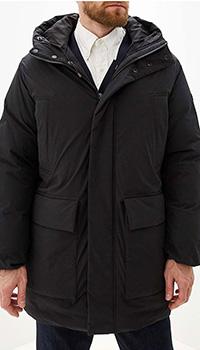 Черная куртка Emporio Armani, фото