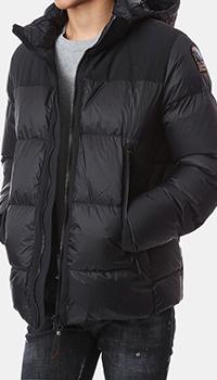 Темно-синяя куртка Parajumpers, фото