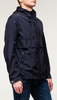Куртка Emporio Armani с капюшоном, фото