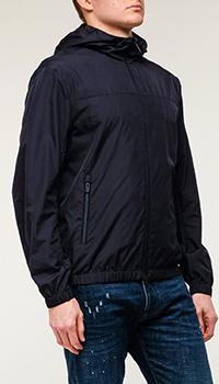 Куртка Emporio Armani синего цвета, фото