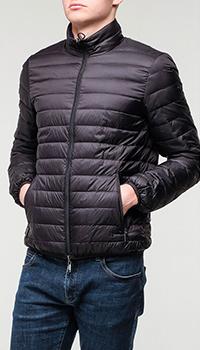 Двусторонняя куртка Emporio Armani утепленная, фото