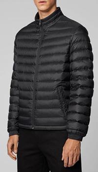Куртка Hugo Boss в черном цвете, фото