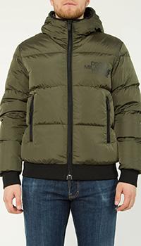 Куртка-пуховик Dsquared2 цвета хаки, фото
