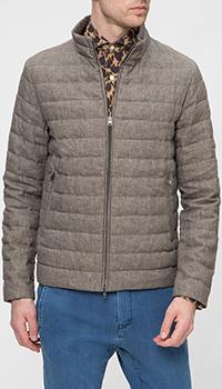 Куртка Herno коричневого цвета, фото