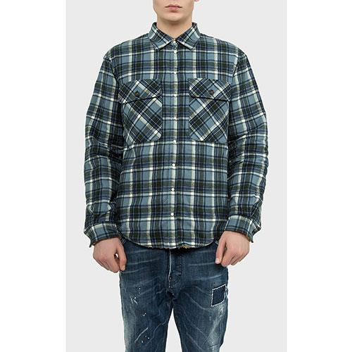 Куртка-рубашка Dsquared2 утепленная, фото
