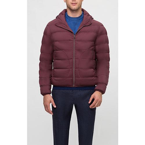 Стеганая куртка Herno бордового цвета, фото