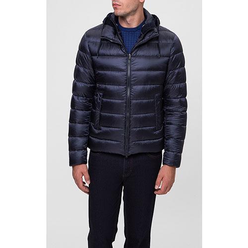 Мужская куртка Herno синего цвета, фото