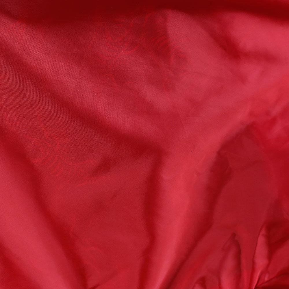 Двухсторонняя ветровка Roberto Cavalli красного цвета