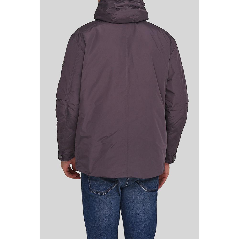 Серая куртка Trussardi Collection с карманами