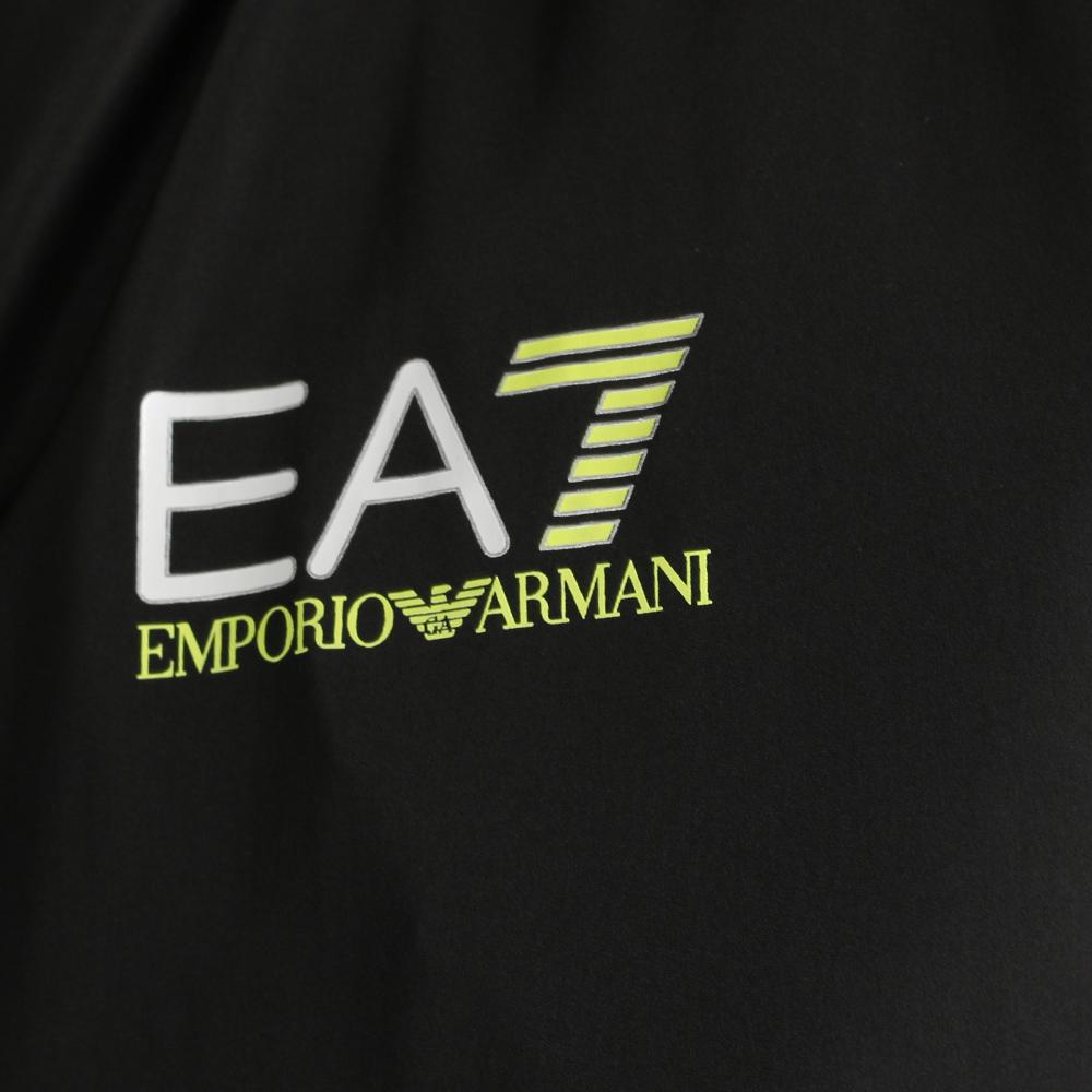 Ветровка Ea7 Emporio Armani с яркой полоской