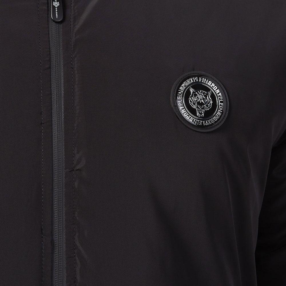 Куртка-бомбер Philipp Plein с принтом на спине