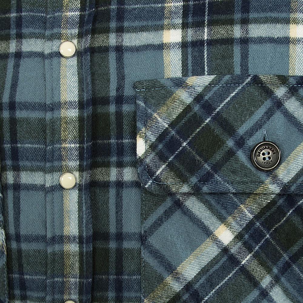 Куртка-рубашка Dsquared2 утепленная