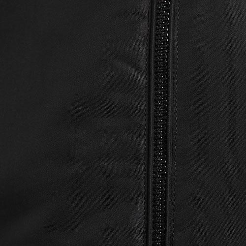 Черный бомбер Emporio Armani на молнии, фото