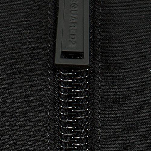 Мужская куртка Dsquared2 черного цвета, фото