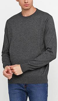 Джемпер Azzaro темно-серого цвета, фото