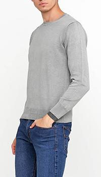 Мужской джемпер Cashmere Company серого цвета, фото