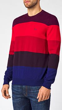 Мужской свитер Harmont&Blaine в полосу, фото