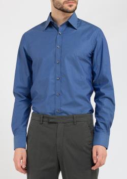 Рубашка Belmonte Trend синего цвета, фото