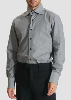Мужская рубашка Billionaire серого цвета, фото