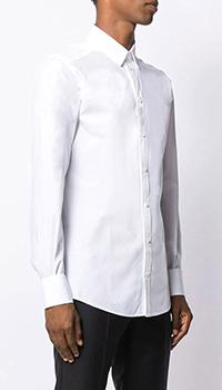 Мужская рубашка Dolce&Gabbana в белую полоску, фото