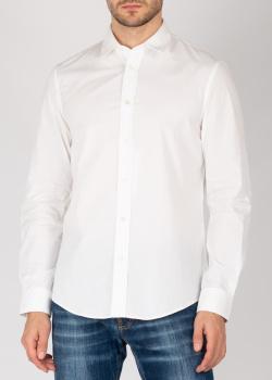 Рубашка Bikkembergs белого цвета, фото