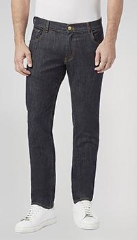 Прямые джинсы Billionaire с вышивкой на заднем кармане, фото