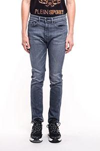 Мужские прямые джинсы Bogner Rob-G цвета антрацит, фото