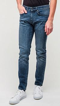 Мужские джинсы Bogner с потертостями, фото