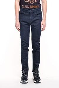 Темно-синие джинсы Bogner Rob-G прямые, фото