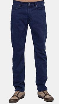 Синие джинсы Harmont&Blaine, фото