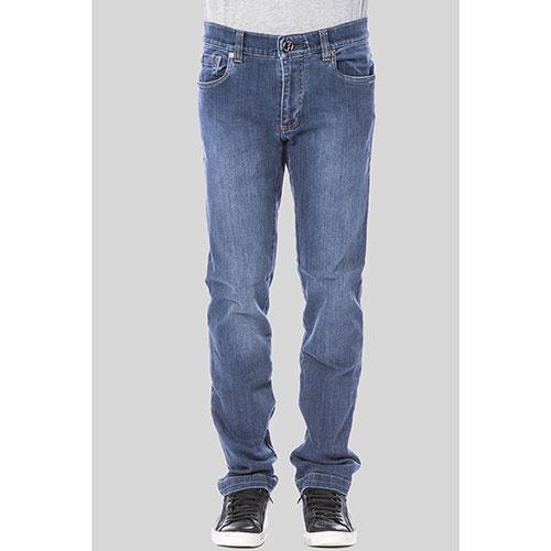 Синие джинсы Billionaire прямого кроя, фото