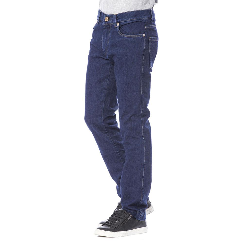 Мужские джинсы Billionaire синего цвета