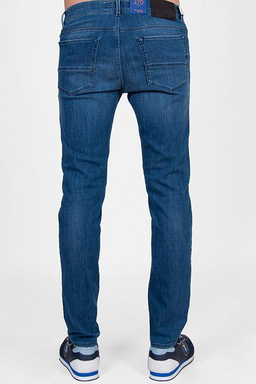 Джинсы-скинни Trussardi Jeans в синем цвете, фото