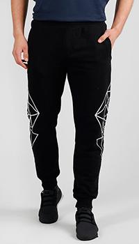 Спортивные брюки Roberto Cavalli с принтом, фото
