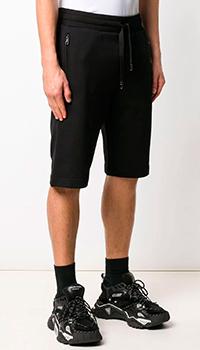 Спортивные шорты Dolce&Gabbana с карманами на молнии, фото