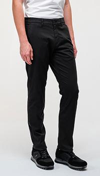 Мужские брюки Bogner черного цвета, фото