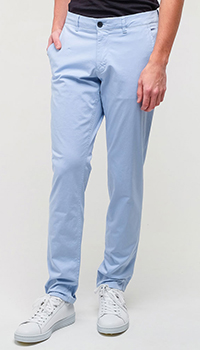 Штаны Bogner голубого цвета, фото