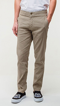 Мужские брюки Bogner песочного цвета, фото