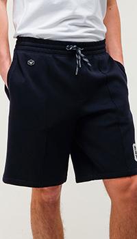 Мужские шорты Emporio Armani синего цвета, фото