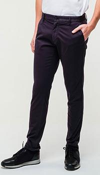 Мужские брюки Emporio Armani зауженного кроя, фото