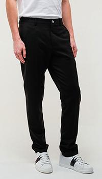 Классические брюки Kenzo черного цвета, фото
