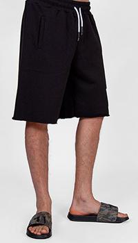 Мужские шорты J.B4 Just Before в черном цвете, фото