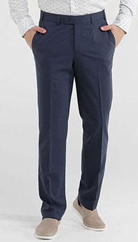 Классические брюки Hiltl синего цвета, фото