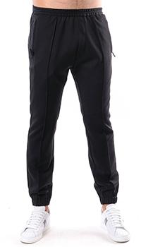 Черные брюки Dsquared2 с манжетами, фото